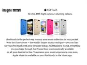 Apple Ipod Touch Features | Myimagine | Apple Store In Delhi