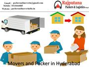 Packers & Movers In Gurgaon, Relocation Movers & Packers Services