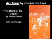 13-Ave Maria-w music