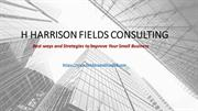 H HARRISON FIELDS CONSULTING
