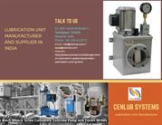 Lubrication Unit Manufacturer In India