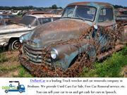 Earn Top Cash For Scrap Car Removals - Contact Us