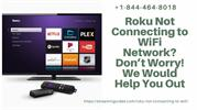 Facing Roku Won't Connect to WiFi | Roku Connectivity Errors