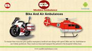 Online Booking Ambulance Services In India | Emergency Ambulance App