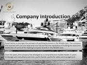 Yachts for Sale by Best Yacht Brokerage Company –Royal Yachts