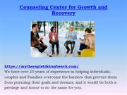 Counseling Center for Growth and Recovery
