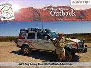 4WD Tag Along Tours & Outback Adventure