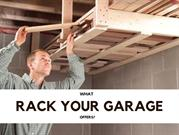 What Rack Your Garage Offers