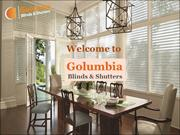 Style Your Home with Affordable Window Blinds - Golumbia Shutters