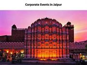 Corporate Offsite Tour Near Delhi | Corporate Team Outing in Jaipur