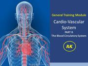 8.2 Cardio Vascular System - The circulatory system - Part B
