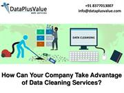 Advantages of Visiting a Data Cleansing Services Supplier