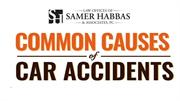 What are the common causes of Car Accident