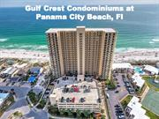 Gulf Crest Condominiums at Panama City Beach, Fl