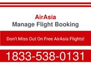 AirAsia Booking Phone Number - Get Cheap Flights Deals