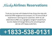 Alaska Airlines Booking Phone Number : Cheap Flights booking