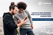 Keep Track of new contact After a Meeting – New Generation Solution