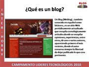 Que es un blog