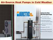 Air-Source Heat Pumps in Cold Weather
