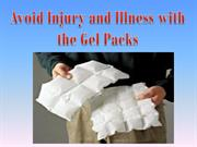 Avoid Injury and Illness with the Gel Packs