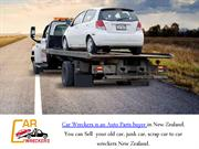 Remove Your Scrap Car - Get Cash In Instantly In Auckland