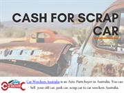 Benefits Of Cash For Scrap Car In Brisbane- Contact Us