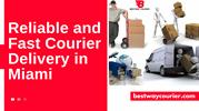 Doral Courier Service, Cargo Freight Miami-Best Way Courier