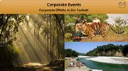 Corporate Offsite in Jim Corbett – Resorts in Jim Corbett