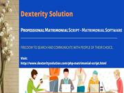 Readymade Matrimonial Script - PHP Readymade Matrimonial Software – De