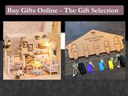 Buy Gifts Online - The Gift Selection