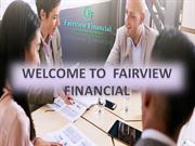 Get Commercial Real Estate Loan Service - Fairview Financial