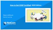 How to Get CISSP Certified - 2020 Edition