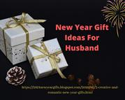new year gift ideas for husband