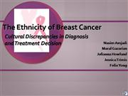 FINAL SLIDES BREAST CANCER PRESENTATION