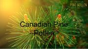 Did you know the fact about pine pollen tincture and extract