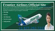 Barcelona With Frontier Airlines Reservations