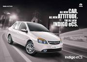 Tata Indigo eCS : Fuel Efficient and Stylish Sedan Car in Bangladesh