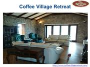 budget homestay in Chikmagalur | Coffee Village Retreat