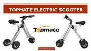 Topmate mini electric scooter
