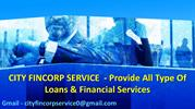 #CITY FINCORP & CITY FINCORP RAJASTHAN- Financial Services & Loans