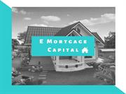 E Mortgage Capital in Santa Ana