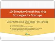 growth hacking strategies for startups