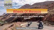 Training For Bike Ride in Morocco With Experts