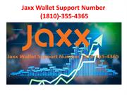Jaxx Wallet Support Number (1810)-355-4365-converted