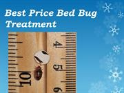Professional's guidance in bed bug heat treatment