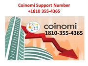 Coinomi Support Phone Number +1810 355-4365