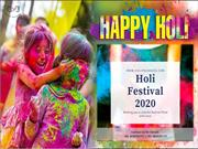 Holi Packages near Delhi | Holi Party 2020