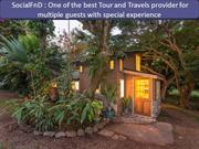 SocialFnD  One of the best Tour and Travels provider for multiple gues