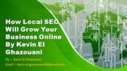 Best Digital Marketing & Grow Your Business By Kevin El Ghazouani