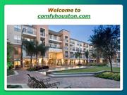 Corporate Housing Apartments for Short-Term Rent